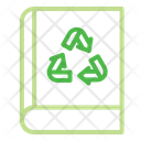 Book Education Recycle Icon