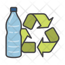 Recycling Bottle Bottle Recycle Icon