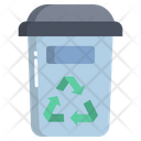 Recycling Can Recycle Bin Ecology Icon