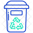 Recycling Can Icon