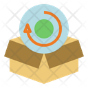 Recycling Center Icon