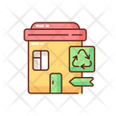 Recycling Center Service Icon