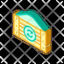 Recycling Eco Box Icon