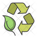 Recycling Day Icon
