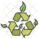 Recycling Growth Environment Green Icon