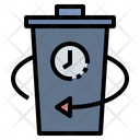 Recycling History Icon