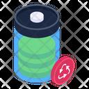 Recycling Jar Icon