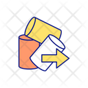 Recycling Material Conservation Icon