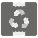 Recycling Parcel Icon