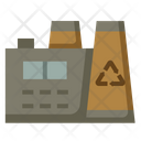 Recycling Plant Icon
