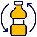 Plastic Bottle Bottle Ecology Icon