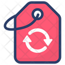 Recycling Tag Icon