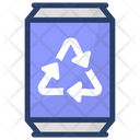 Recycling tin Icon