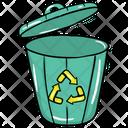 Recycling Trash Icon