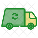 Recycling Truck Ecology Nature Icon