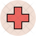 Red Cross Medical Icon