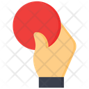 Red Card Penalty Card Penalty Icon