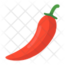 Red Chilli Red Chili Chili Pepper Icon