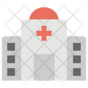 Red Cross Humanitarian Organization Hospital Service Icon