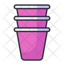 Red Cup Red Drink Icon