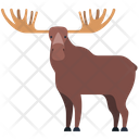 Red Deer Icon