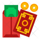 Chinese New Year Lunar Spring Festival Icon