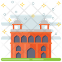 Red Fort Icon