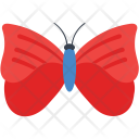 Red Moth Icon