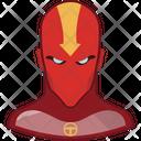 Red Tornado Icon