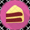 Red Velvet Cake Icon