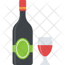 Wine Bucket Champagne Icon