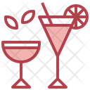 Cocktail Food Alcohol Icon