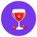 Red Wine Cocktail Beer Icon