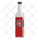 Bottle Red Wine Icon