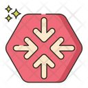 Ired Zone Red Zone Bombing Zone Icon