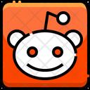 Reddit Reddit Logo Brand Logo Icon