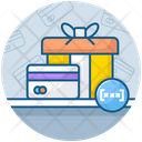 Redeem Code Loyalty Program Icon