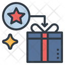 Redeem Prize Gift Icon