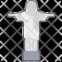 Redeemer Brazil Christ Icon