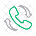 Redial call Icon