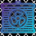 Rediator Icon