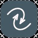 Redirect Checker Round Icon