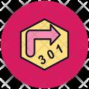 Redirect Redirect Alt Text Reward Achievement Icon