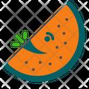Redmelon Watermelon Melon Icon