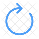 Redo Refresh Reload Icon