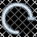 Redo Arrow Refresh Icon