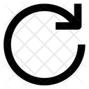Arrow Undo Redo Icon