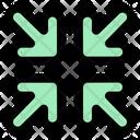 Reduce Icon