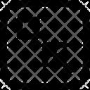 Reduce Decrease Resize Icon