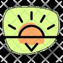 Reduce Brightness Reduce Light Brightness Icon